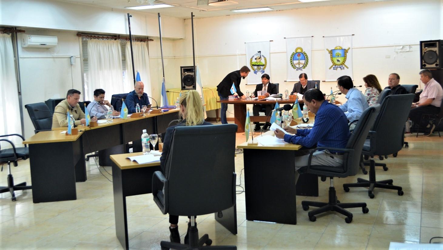 Aprobaron por unanimidad un aumento de las Tasas Municipales a partir de febrero por debajo de la inflación