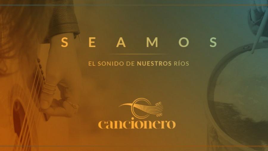 """Hoy se presenta el """"Cancionero 2.0, seamos el sonido de nuestros ríos"""""""