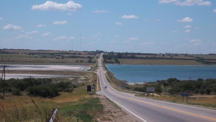 Se reanudó el tránsito en la Ruta Nacional 35
