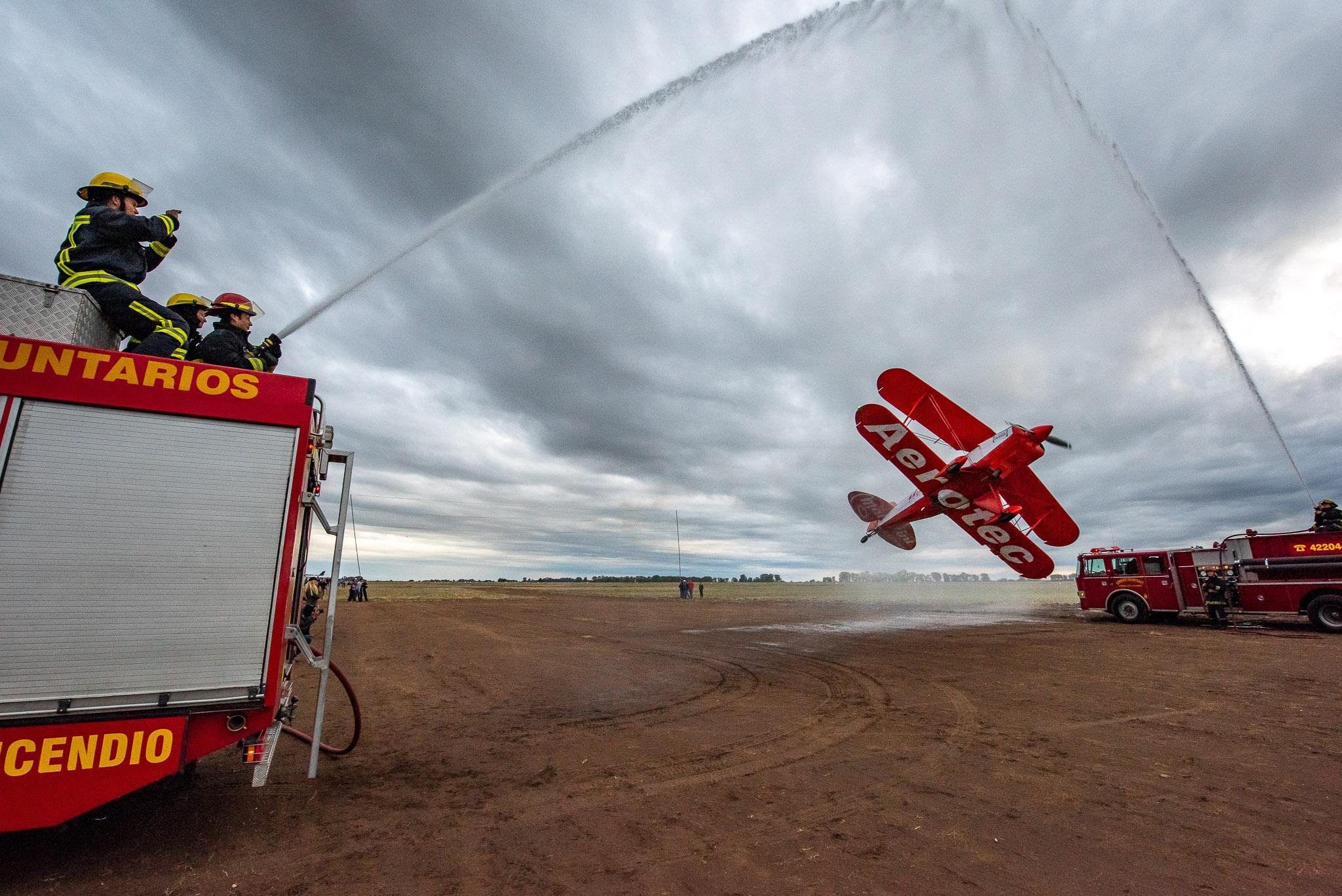 Mirá las 12 fotos en UltraHD del Festival aéreo en General Pico