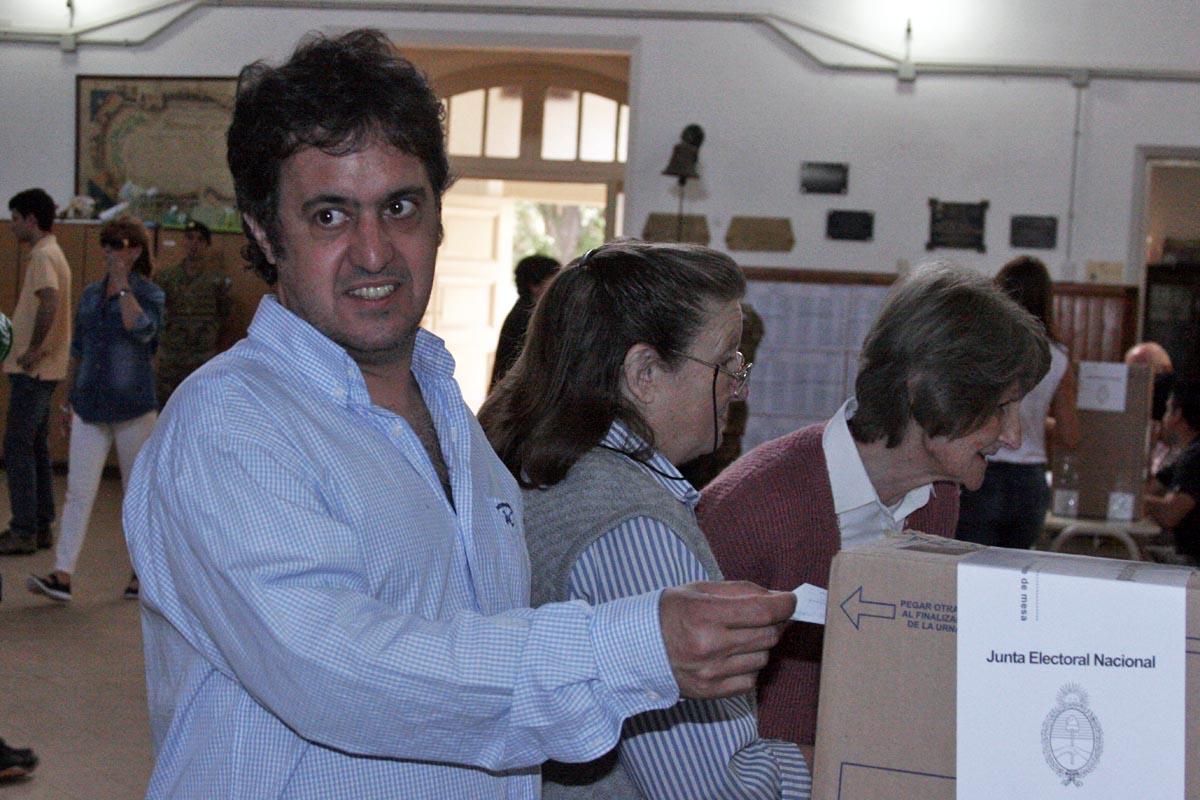 """Balsa defendió la nacionalización de Vicentín y lo cruzó a Maquieyra: """"El Gobierno está salvando la empresa y los puestos de trabajo"""""""