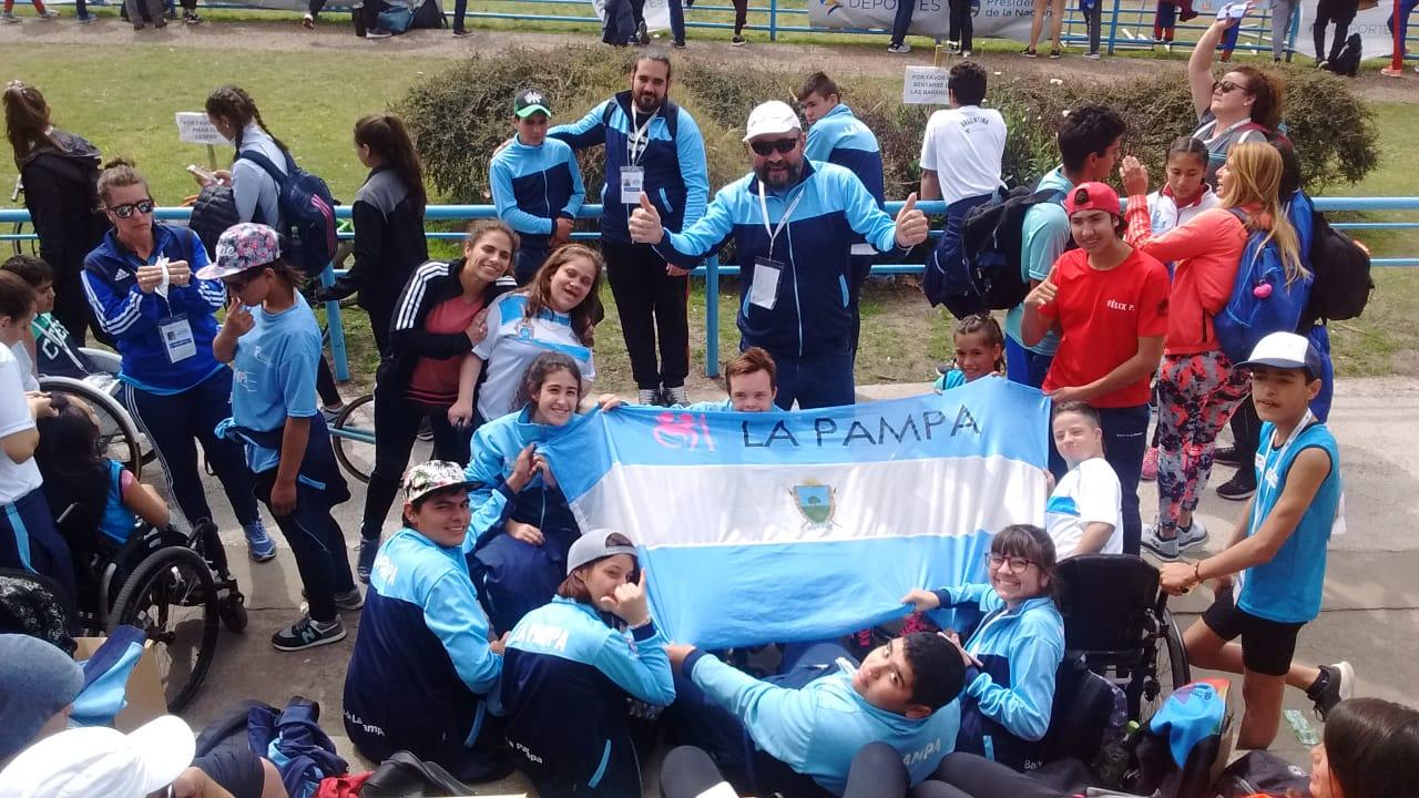 Juegos Evita 2019: Otro día de mucha actividad para La Pampa