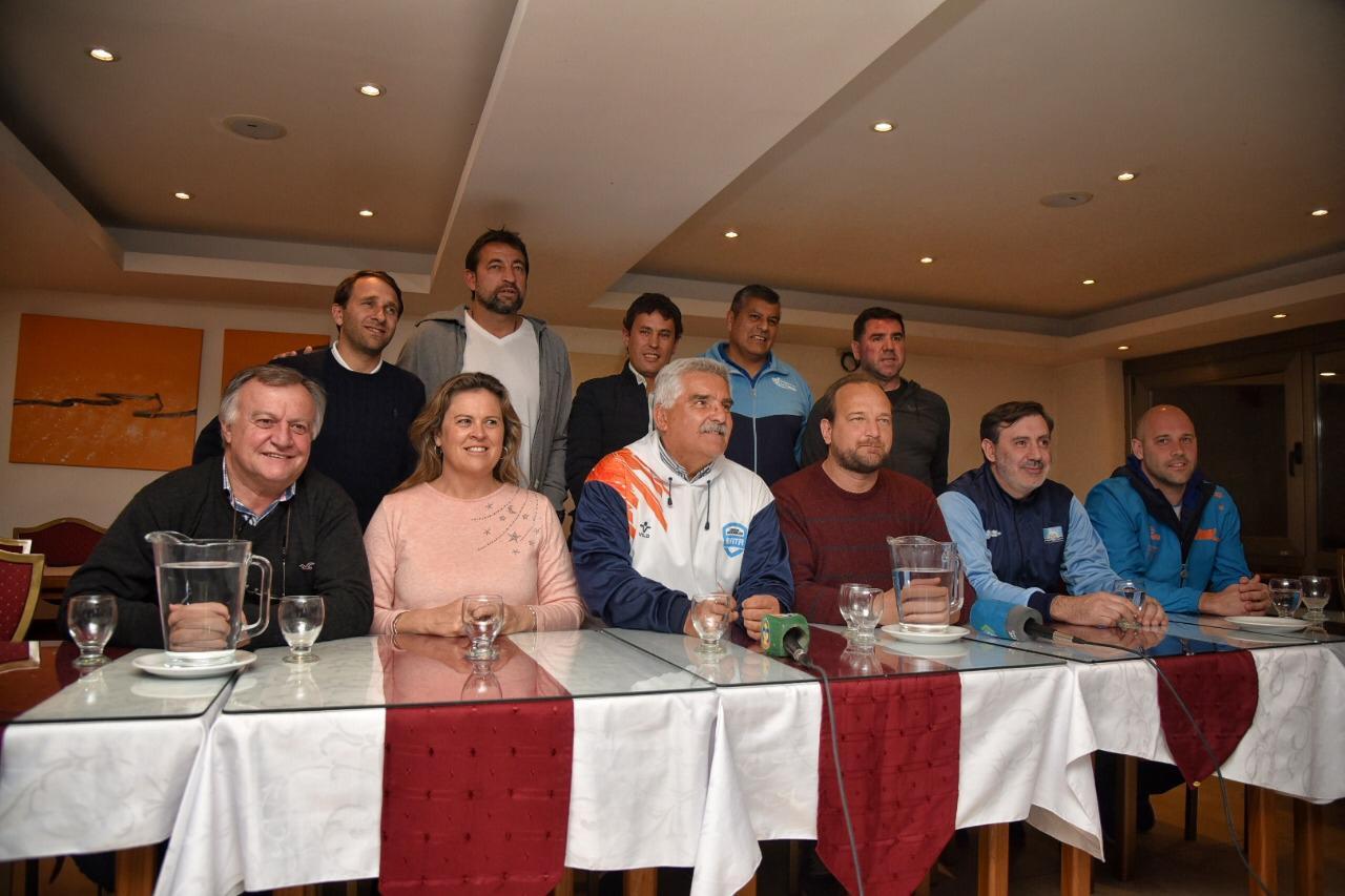Alonso presente en la reunión de Secretarios de Deportes en Mar del Plata