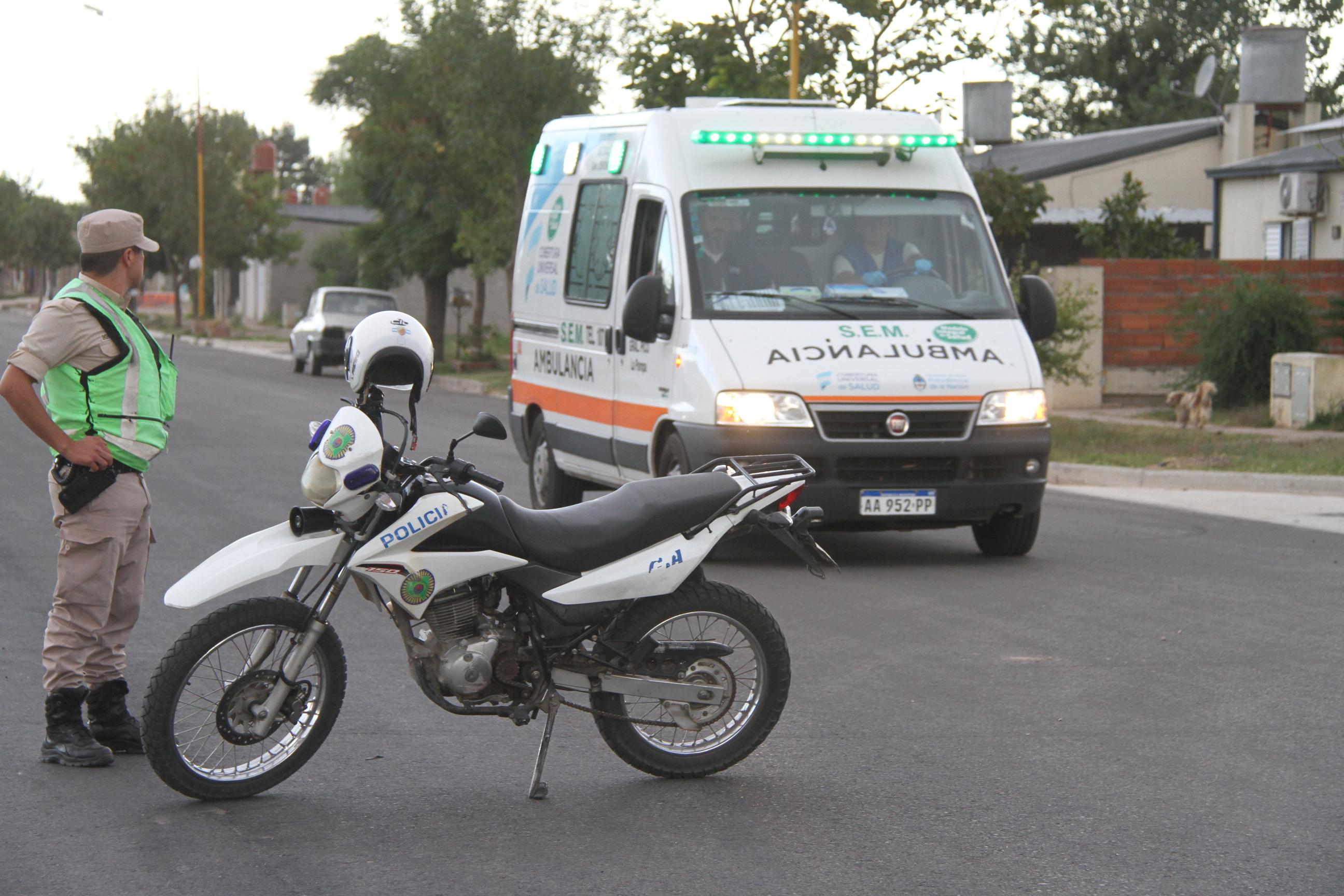 Confuso episodio en barrio Federal terminó con dos menores hospitalizados