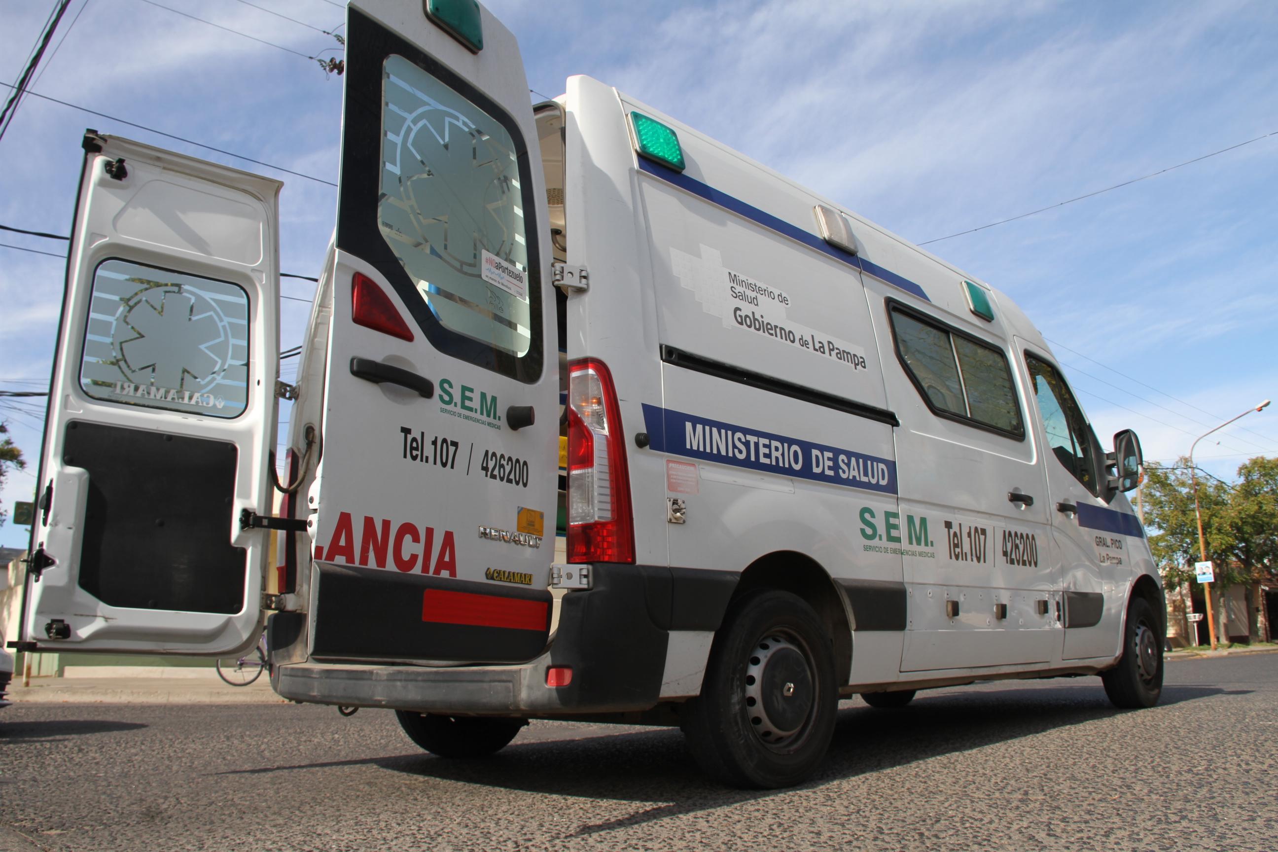 Tragedia en General Pico: Murió una persona al caer mientras arreglaba el techo de un reconocido comercio