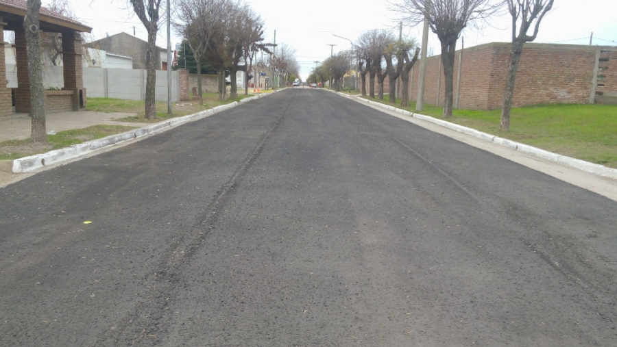 Anunciaron la realización de obras de asfalto por 550 millones de pesos para General Pico