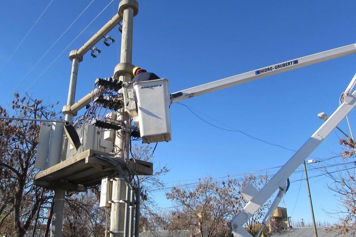 Para mañana domingo anuncian corte de energía para Speluzzi y zonas rurales aledañas