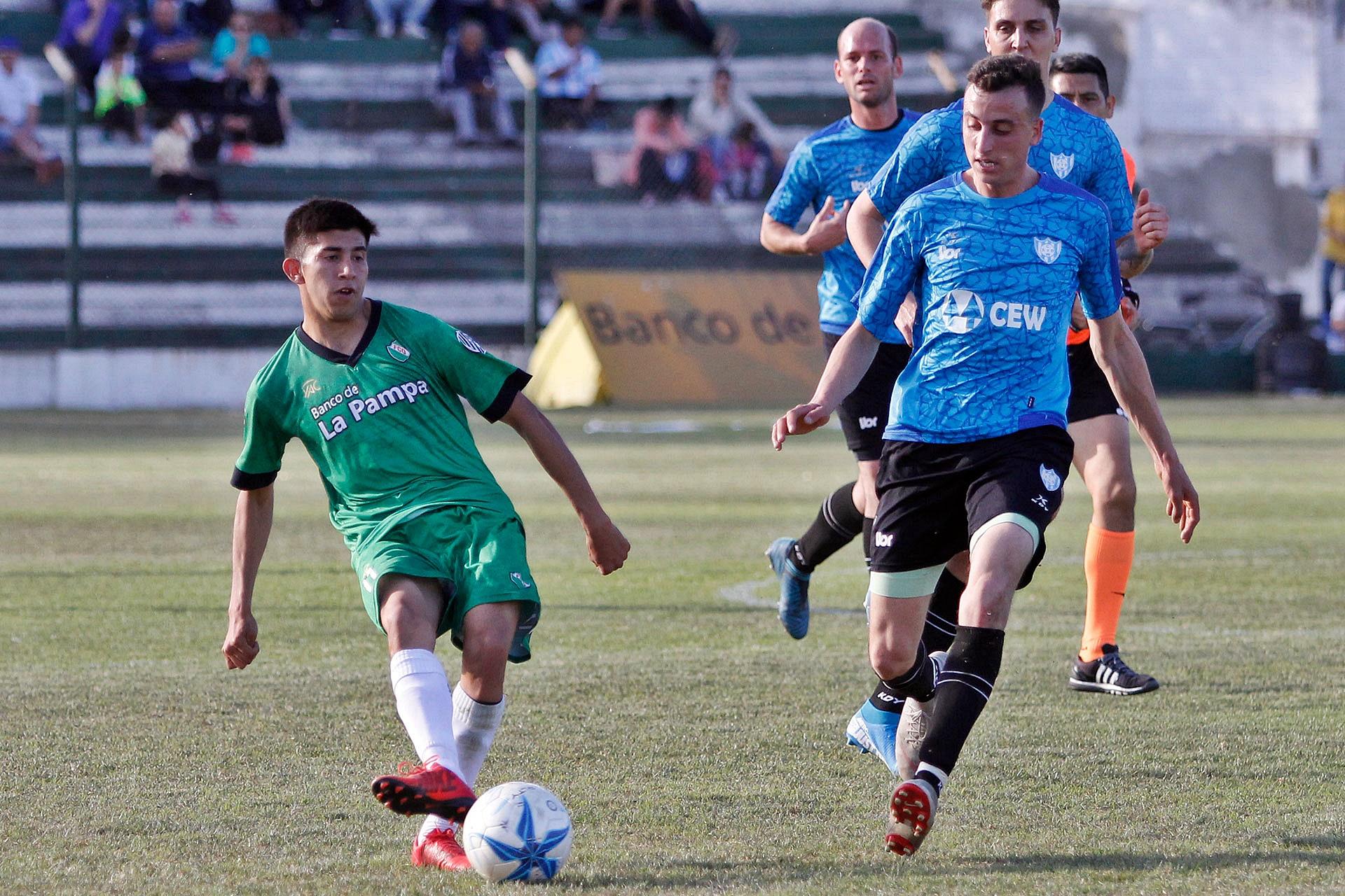 Torneo Provincial de Fútbol: Deportivo Winifreda protestó los puntos del partido con Ferro