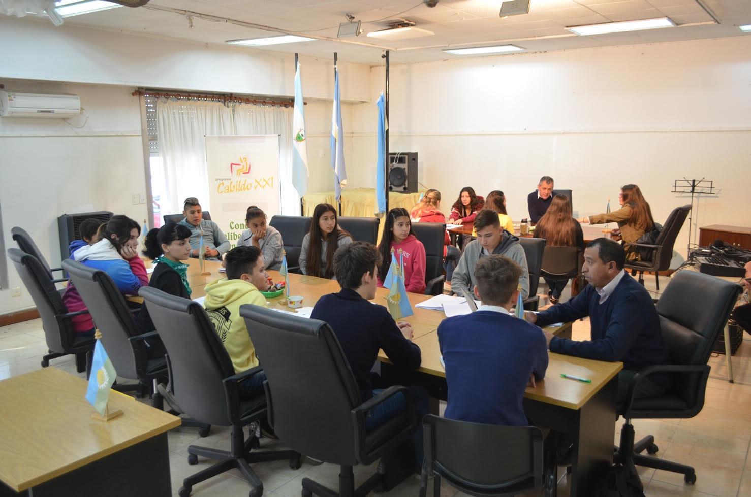 Cabildo XXI prepara la II Jornada Legislativa en el Centro Cultural Maracó