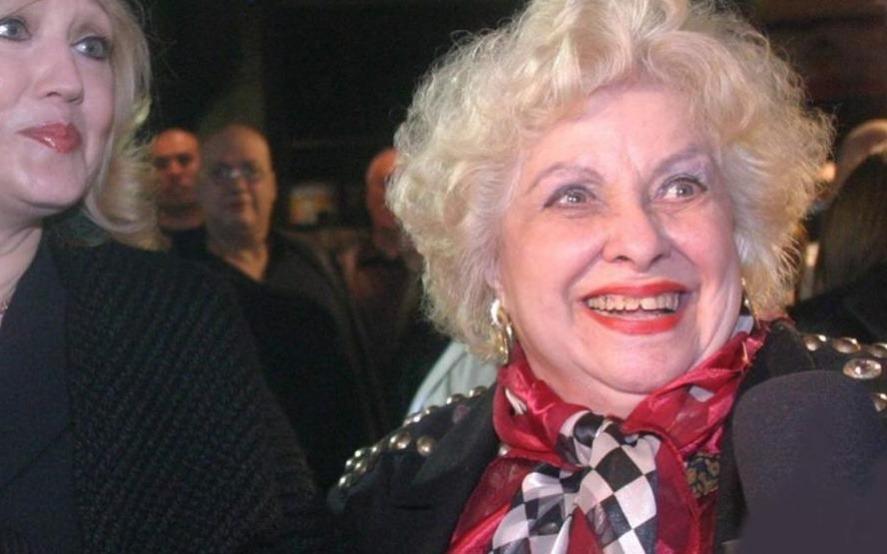 Murió la astróloga Aschira: estaba internada en Madrid luego de haber sufrido un brote psicótico