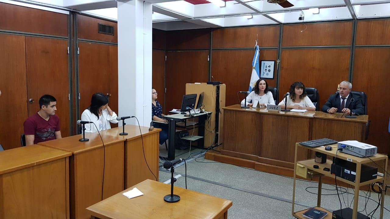 Condenaron a Denis Elián Gadea a seis años de prisión por intentar matar a su cuñado