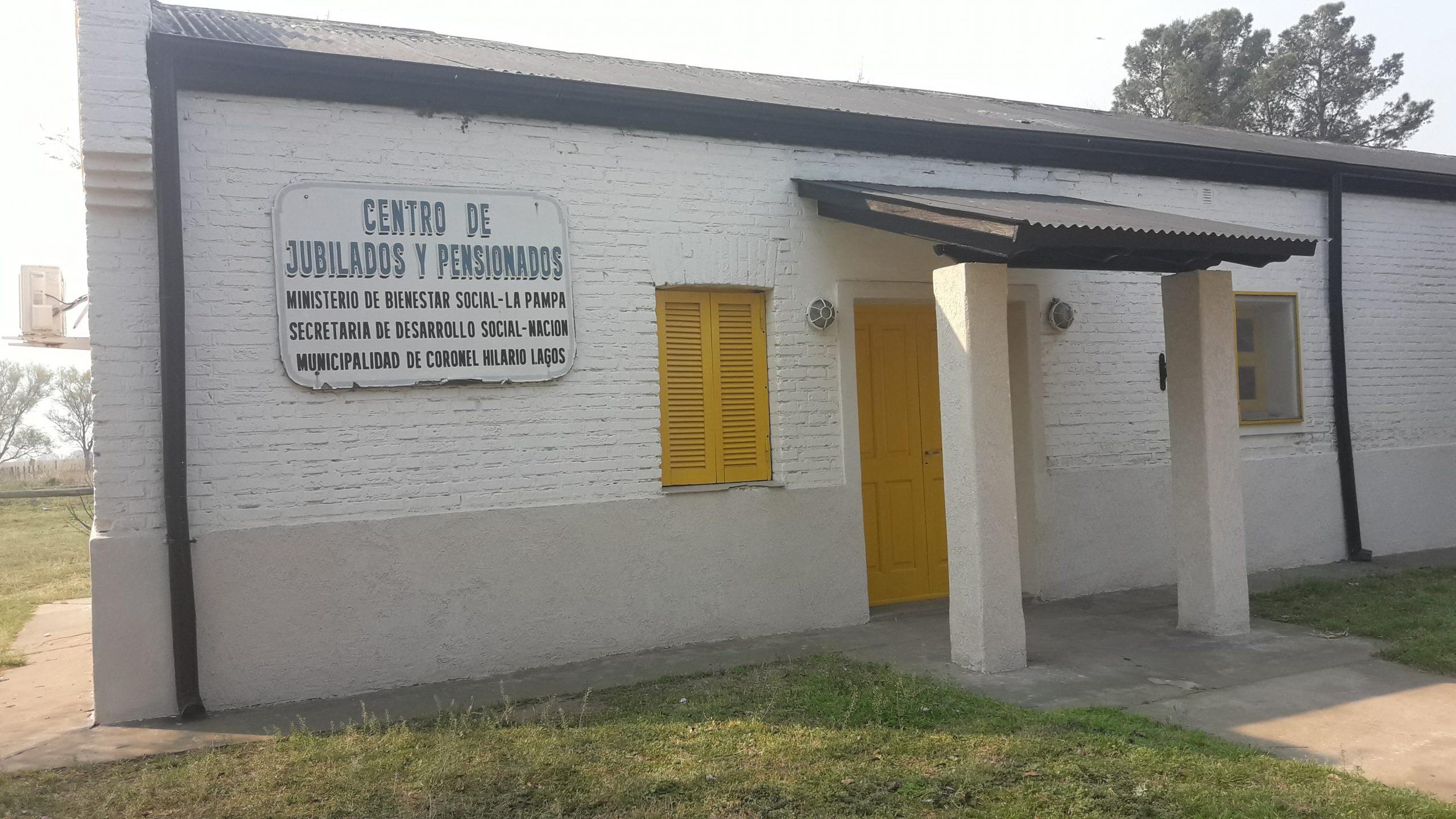 El Centro de Jubilados de Hilario Lagos culmina sus actividades anuales