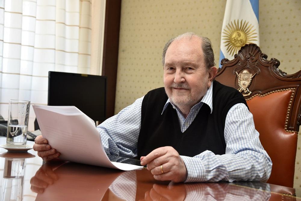 """Carlos Verna celebró la licencia de EMPATEL y felicitó a todos los que """"lucharon"""" para obtenerla"""