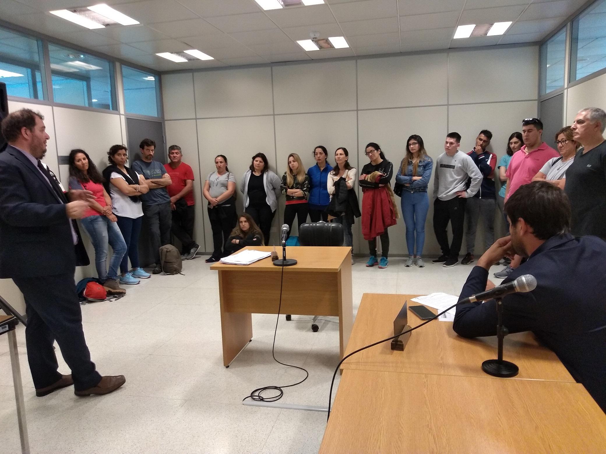 """""""Educación + Justicia"""": por primera vez participó una escuela nocturna y se superaron los 1.000 alumnos este año en Santa Rosa"""