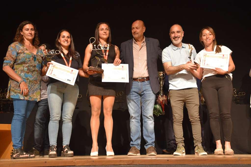 Premiaron a los atletas del campeonato de Running de la ciudad