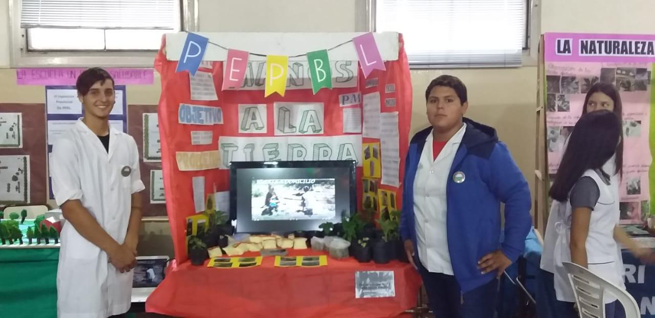 Escuela Hogar de Sarah presentó un Proyecto de Huerta Orgánica