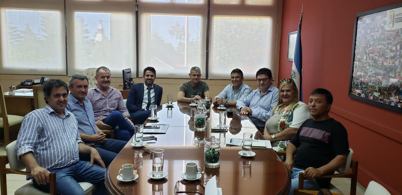 Finalmente quedó definido: Julio González presidirá el bloque de diputados del Frejupa