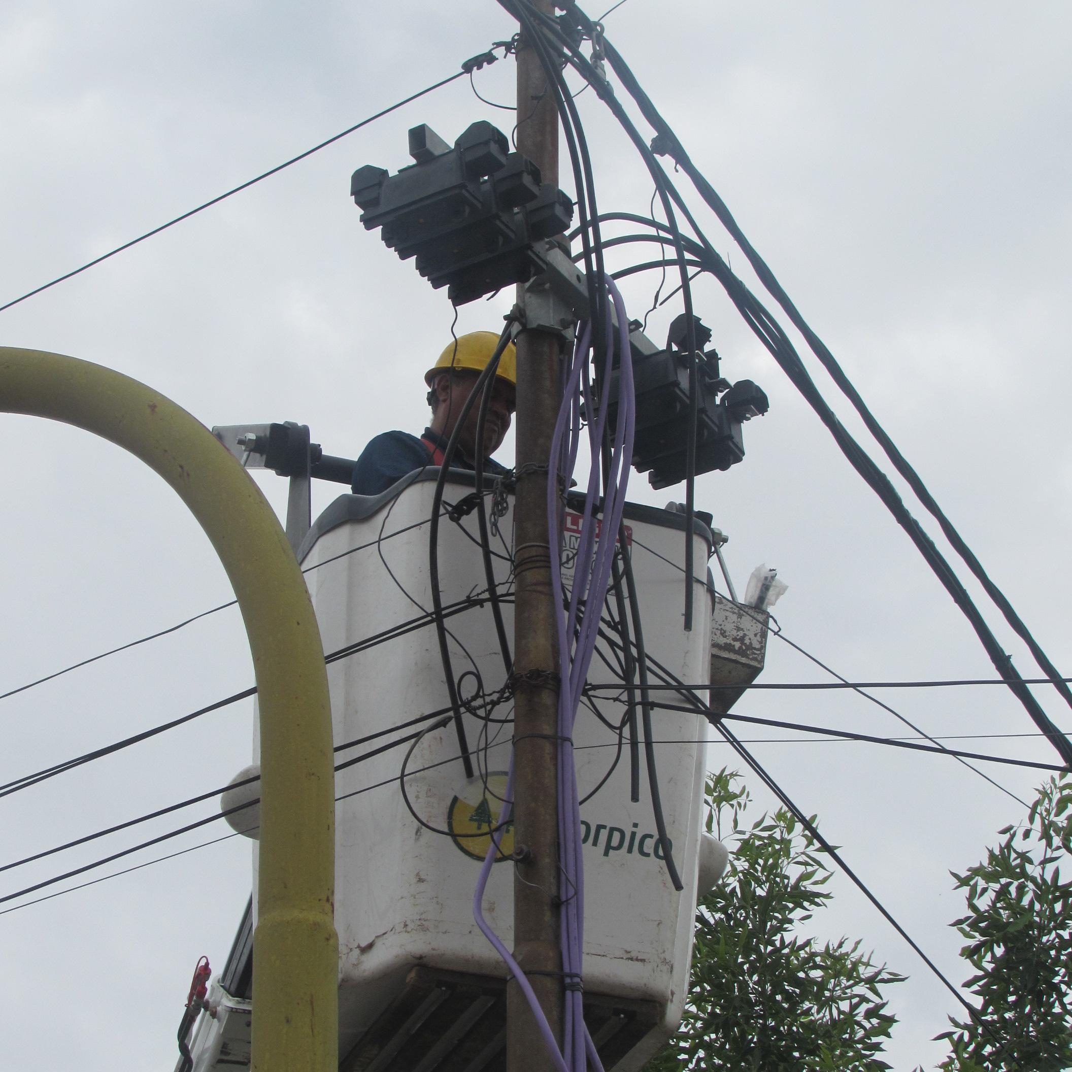 Mañana habrá un corte de energía eléctrica en un barrio de General Pico