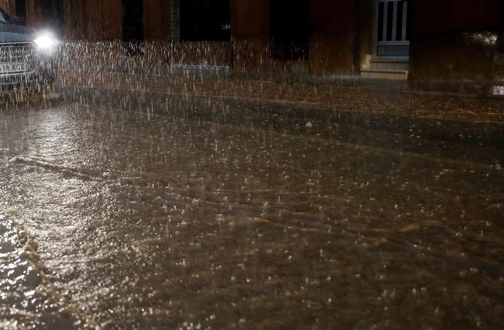 Solo llovió en 4 localidades del norte provincial