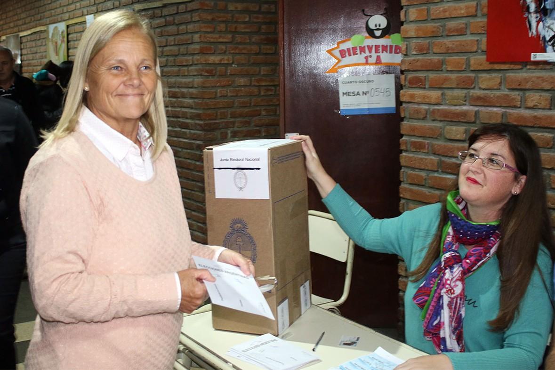 Patricia Testa renunció a la banca de Concejal en General Pico