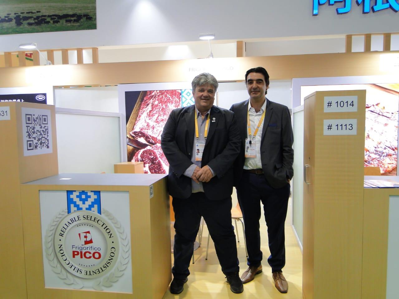 """Ulises Forte: """"Es un orgullo que la carne de La Pampa también esté en China"""""""