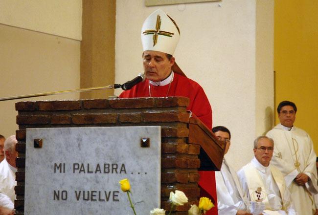 El Obispo de La Pampa apartó a un cura denunciado por abusos sexuales