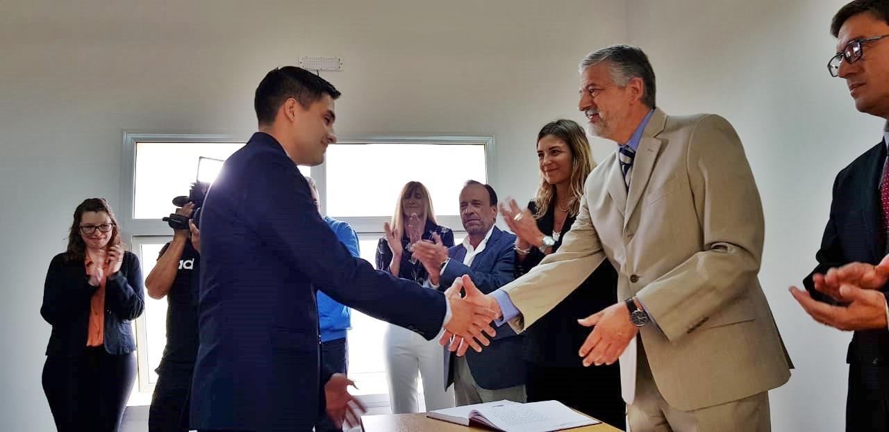 Asumió el nuevo jefe de la Agencia de Investigación Científica de General Pico