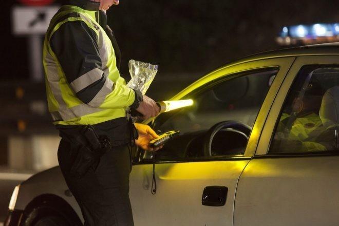 Tránsito en General Pico: Controlaron 57 vehículos con un alcohotest positivo, tres infracciones y una retención