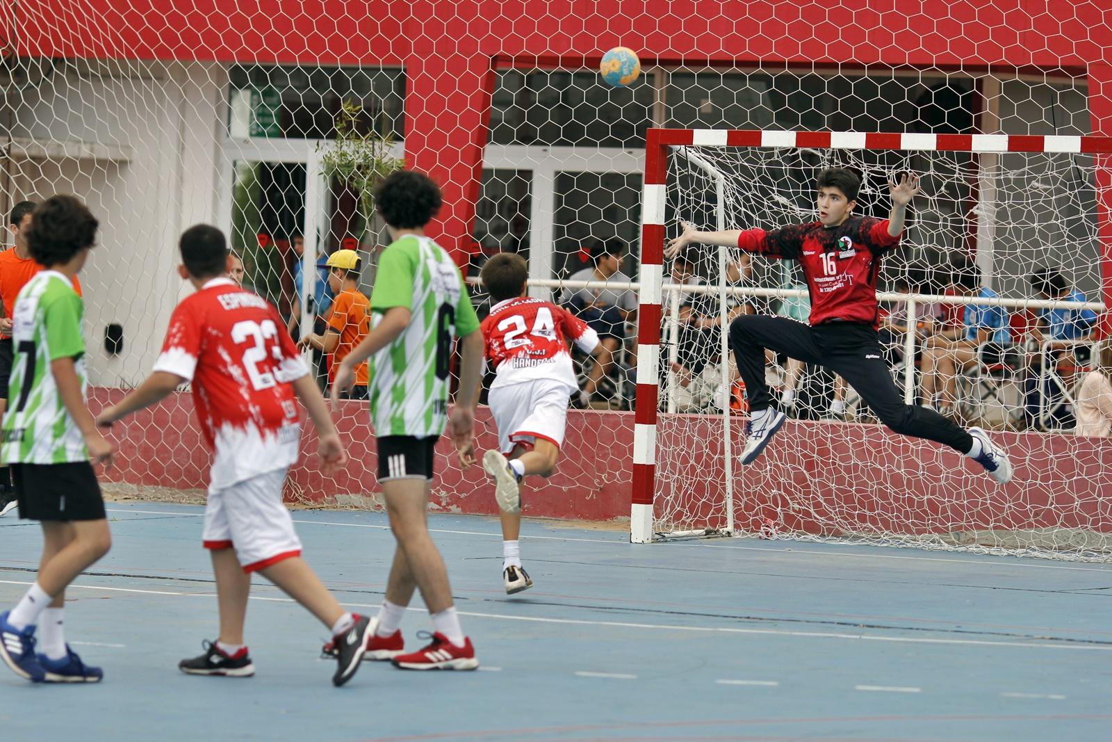 Handball: Sportivo Realicó  e Independiente los campeones en juveniles,  Ferro e Independiente se consagraron en menores