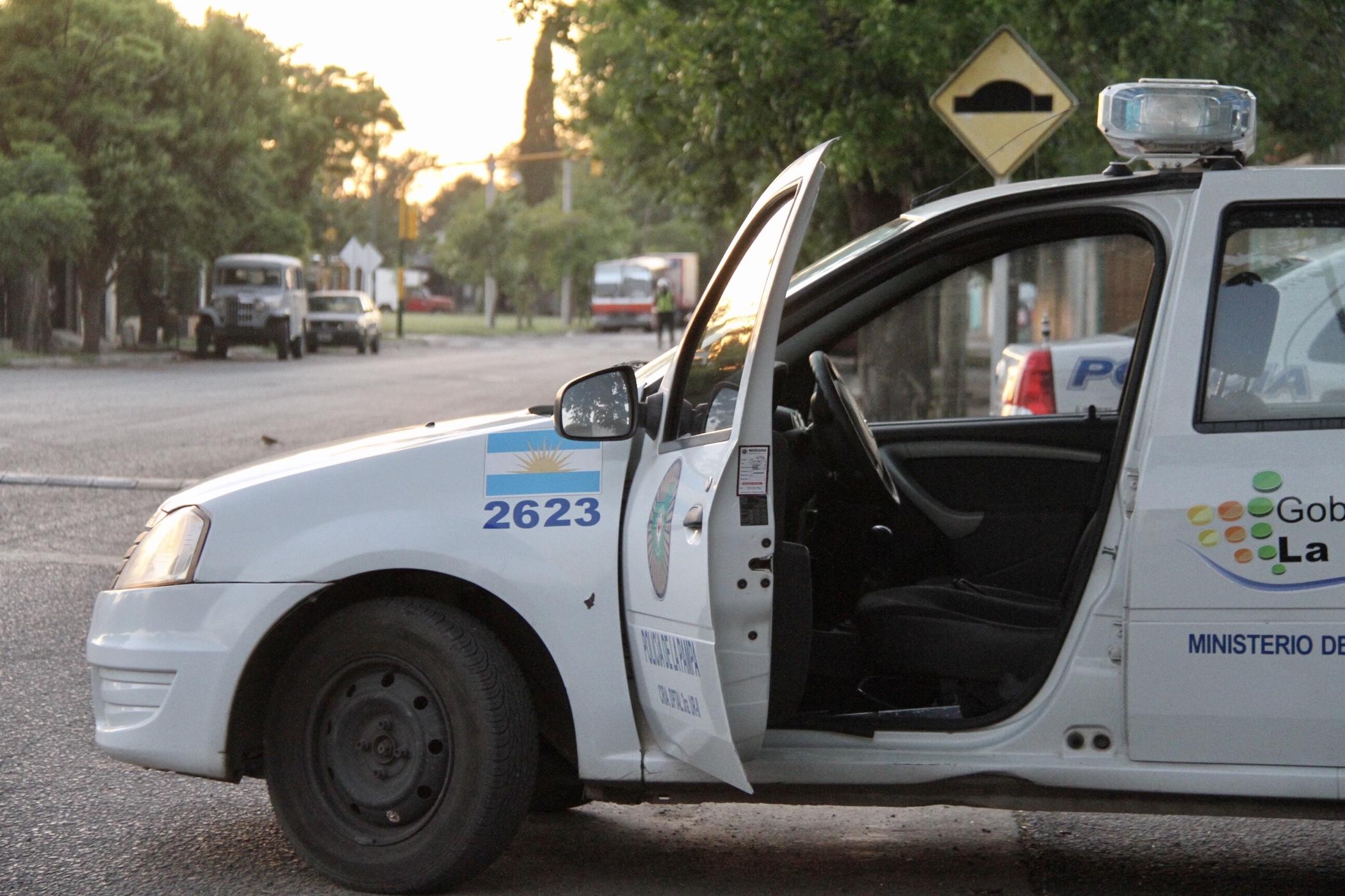 Un hombre fue detenido en General Pico por «exhibiciones obscenas» ante una menor de edad en la vía pública