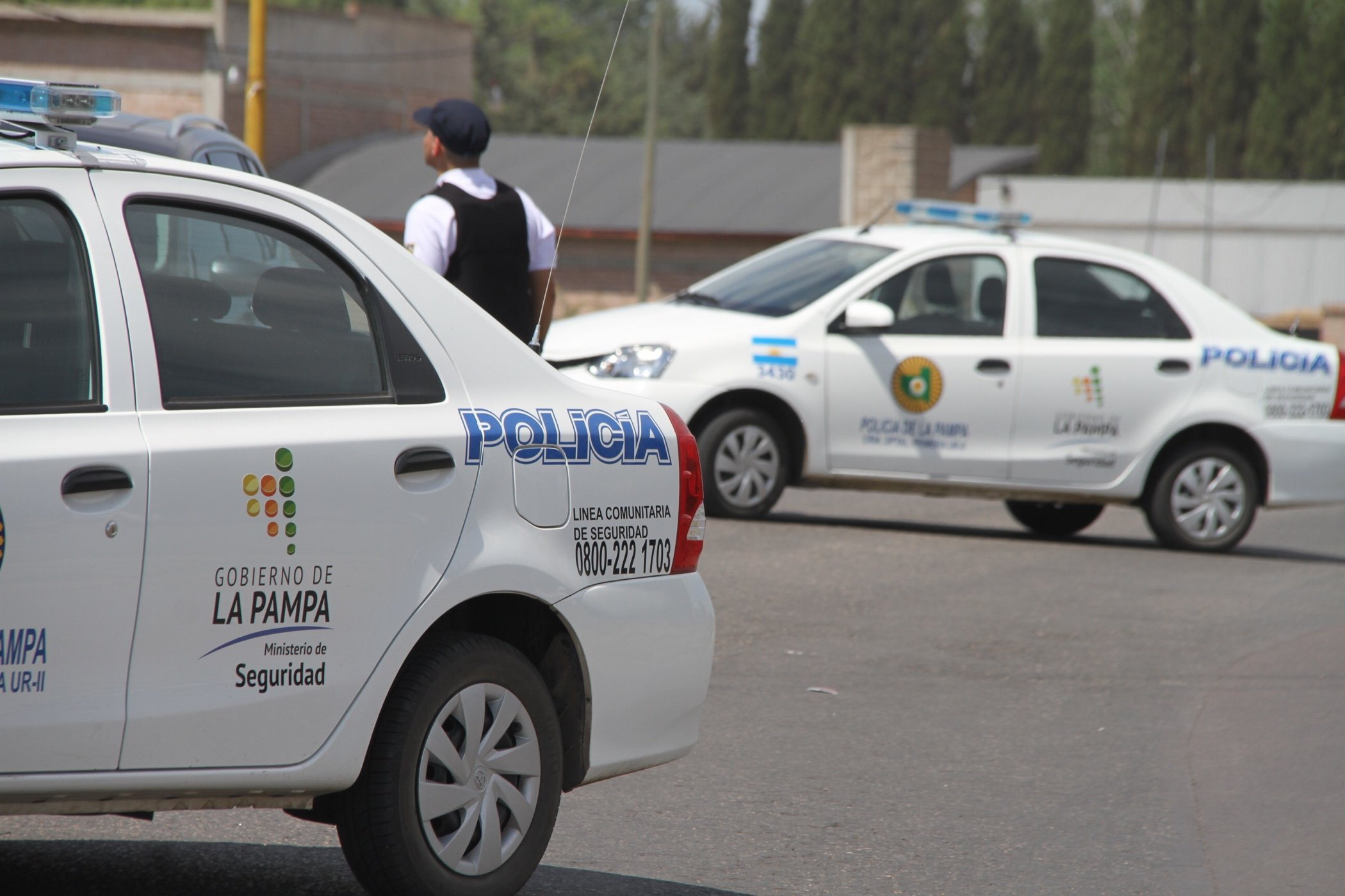 Segundo robo a mano armada en menos de 24 horas: Le sacaron dos teléfonos y le pegaron un culatazo con el arma en la cabeza