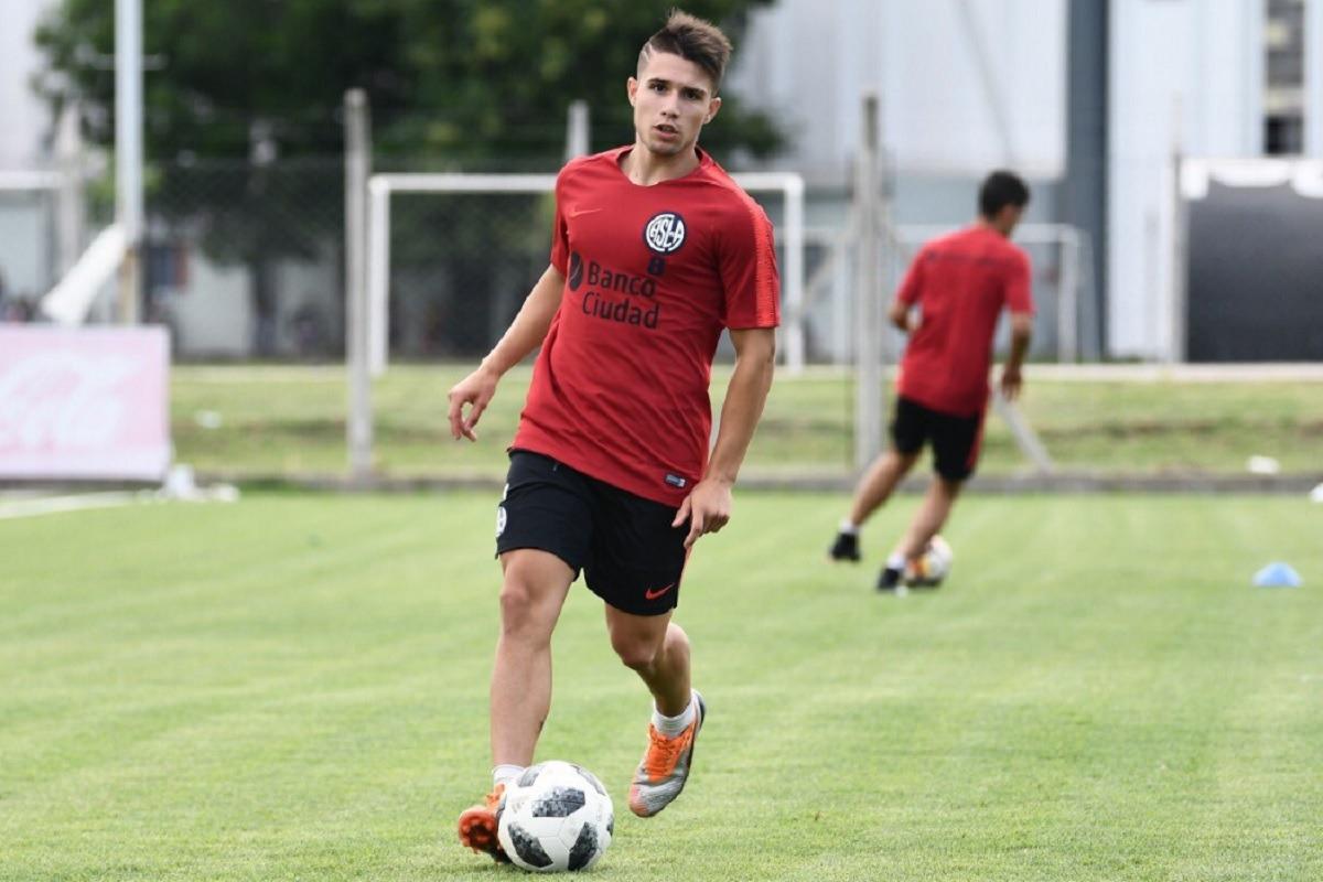 """Julián Palacios: """"Mi carrera recién comienza, tengo muchos sueños y objetivos que conquistar"""""""