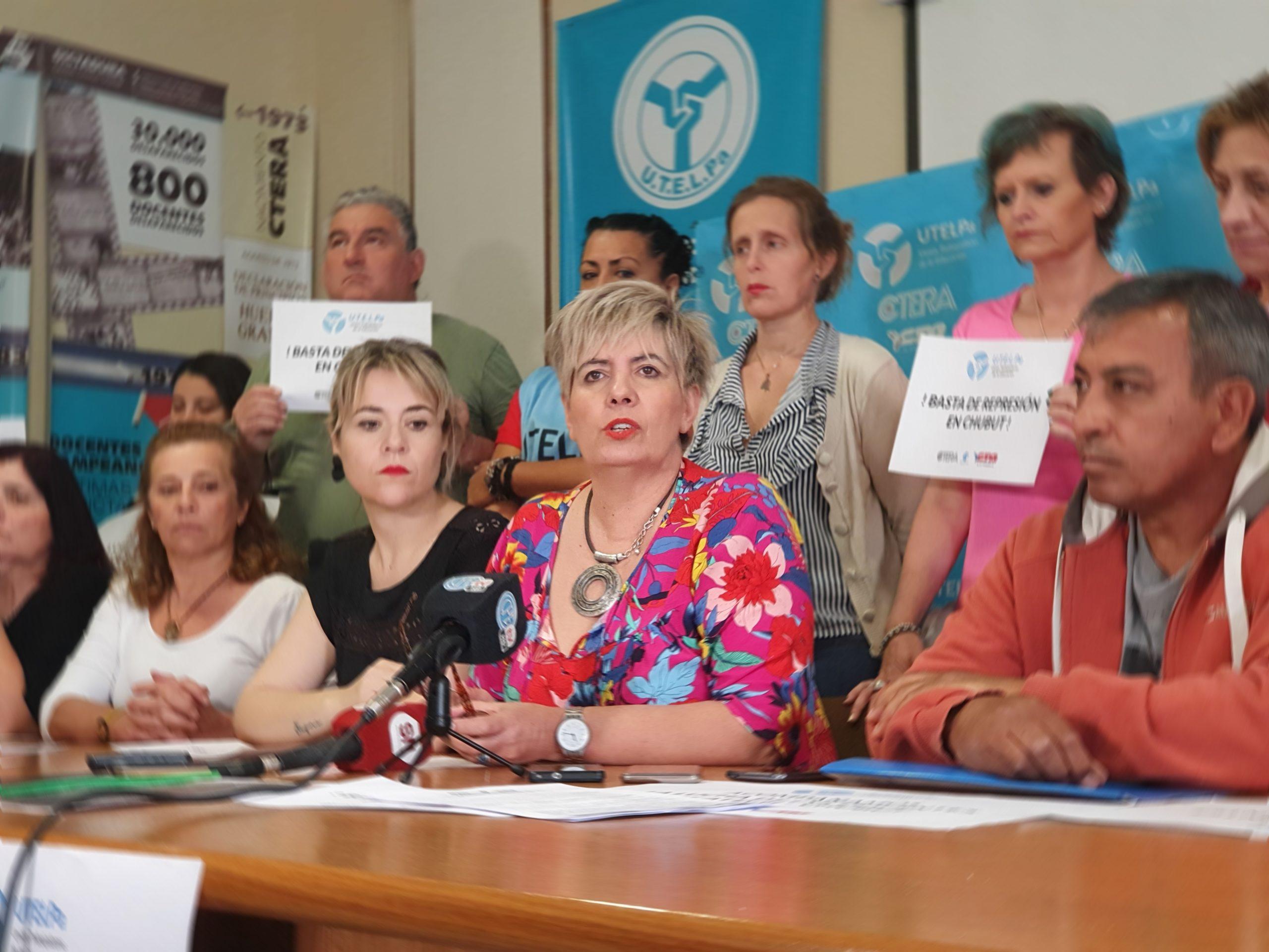 """Utelpa:  """"Hay docentes que van enfermos a trabajar y el ministro Franco tergiversa estadísticas para ajustar en educación"""""""