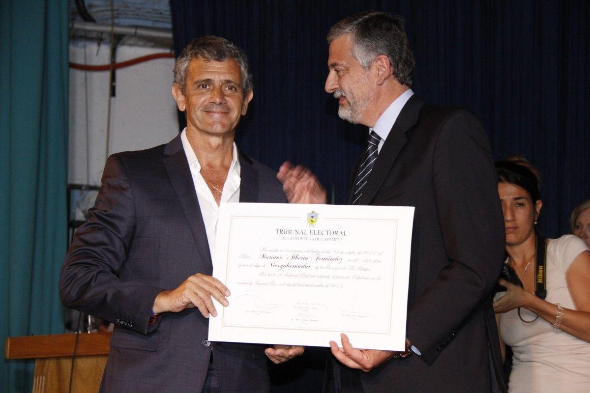 La próxima semana entregarán los diplomas a las autoridades electas de La Pampa