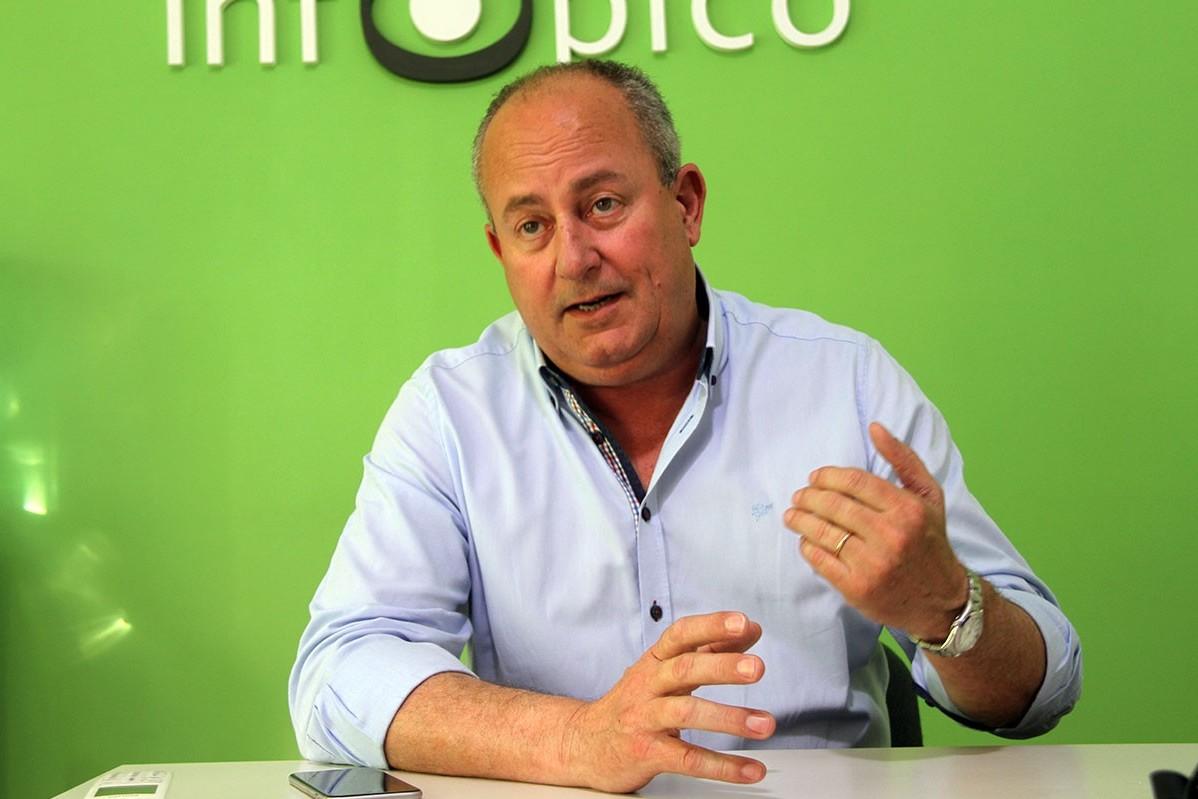 El senador Juan Carlos Marino donó los sueldos de abril y mayo a los hospitales Lucio Molas y Gobernador Centeno de Pico