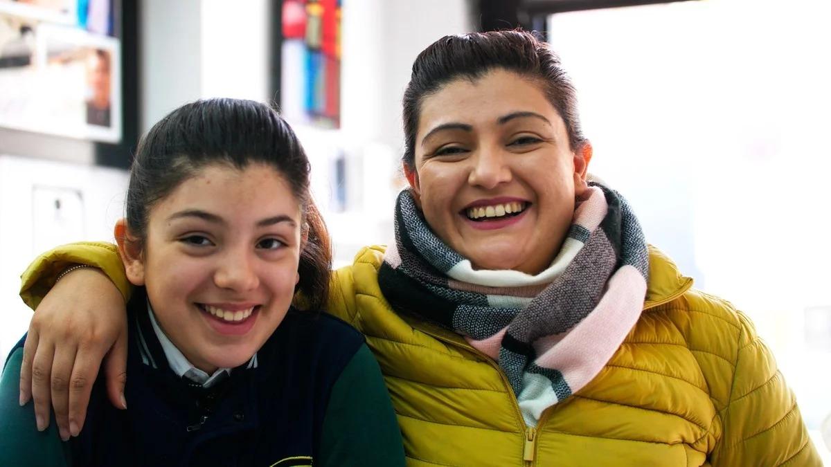Tiene 13 años, vive en Tierra del Fuego y lidera una organización que hace pelucas para donárselas a pacientes oncológicos