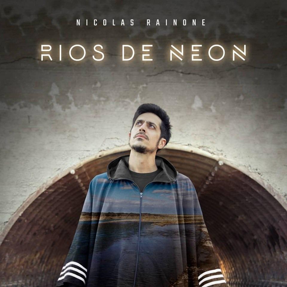 """El músico piquense Nicolás Rainone presentó su nuevo disco """"Ríos de Neón"""""""