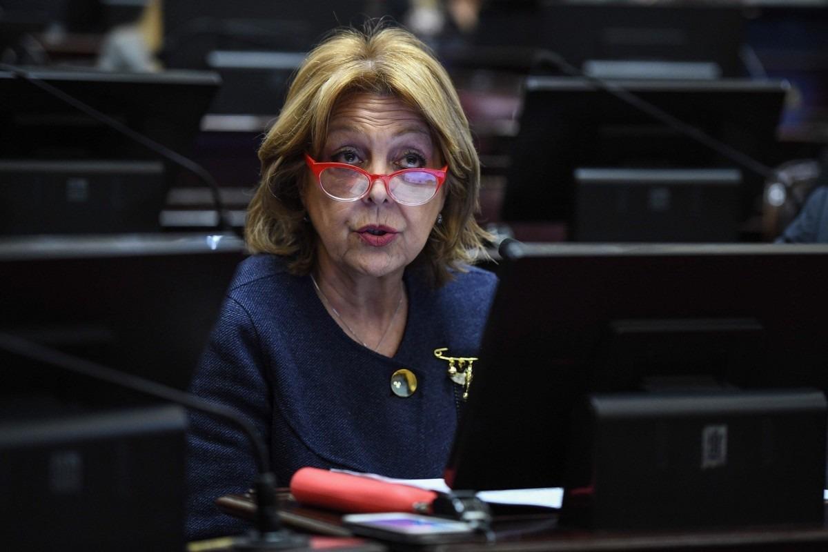 La senadora Durango propone que los profesionales de la Salud no paguen ganancias mientras dure la pandemia de Coronavirus