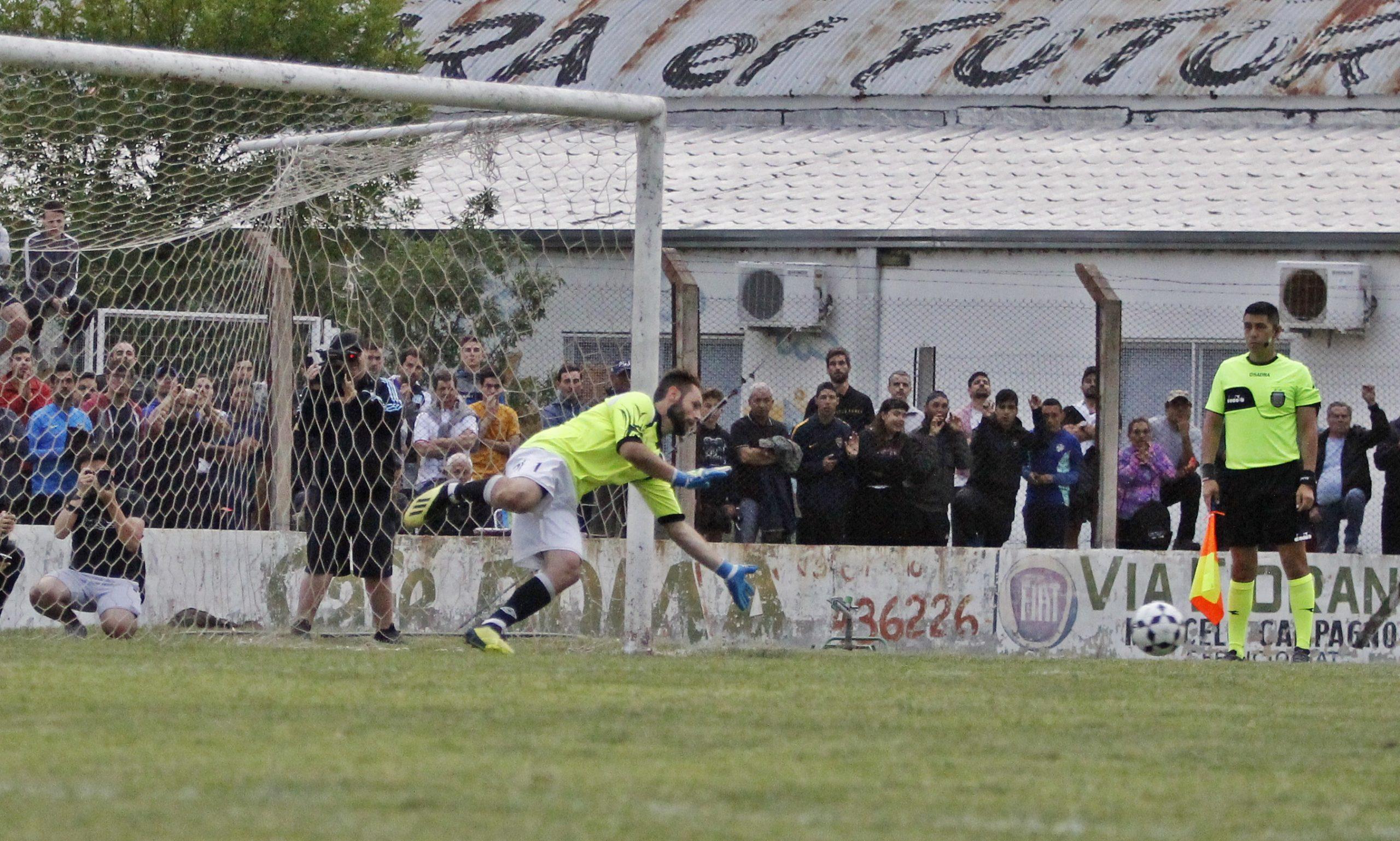 Torneo Provincial: Mirá la definición por penales de la gran final