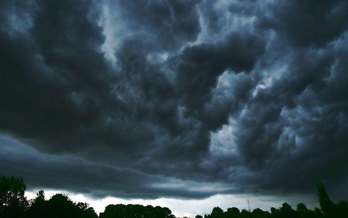 La Pampa bajo alerta meteorológico por tormentas intensas