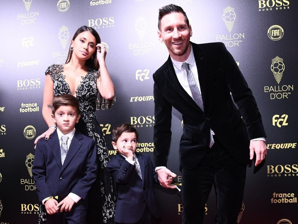 ¡Lionel Messi ganador del Balón de Oro por sexta vez!