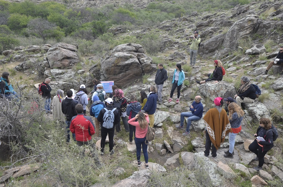 """El proyecto """"Caminos del Agua"""" entró en una nueva etapa: """"Esperamos que todos los pampeanos puedan conocer este maravilloso lugar"""""""