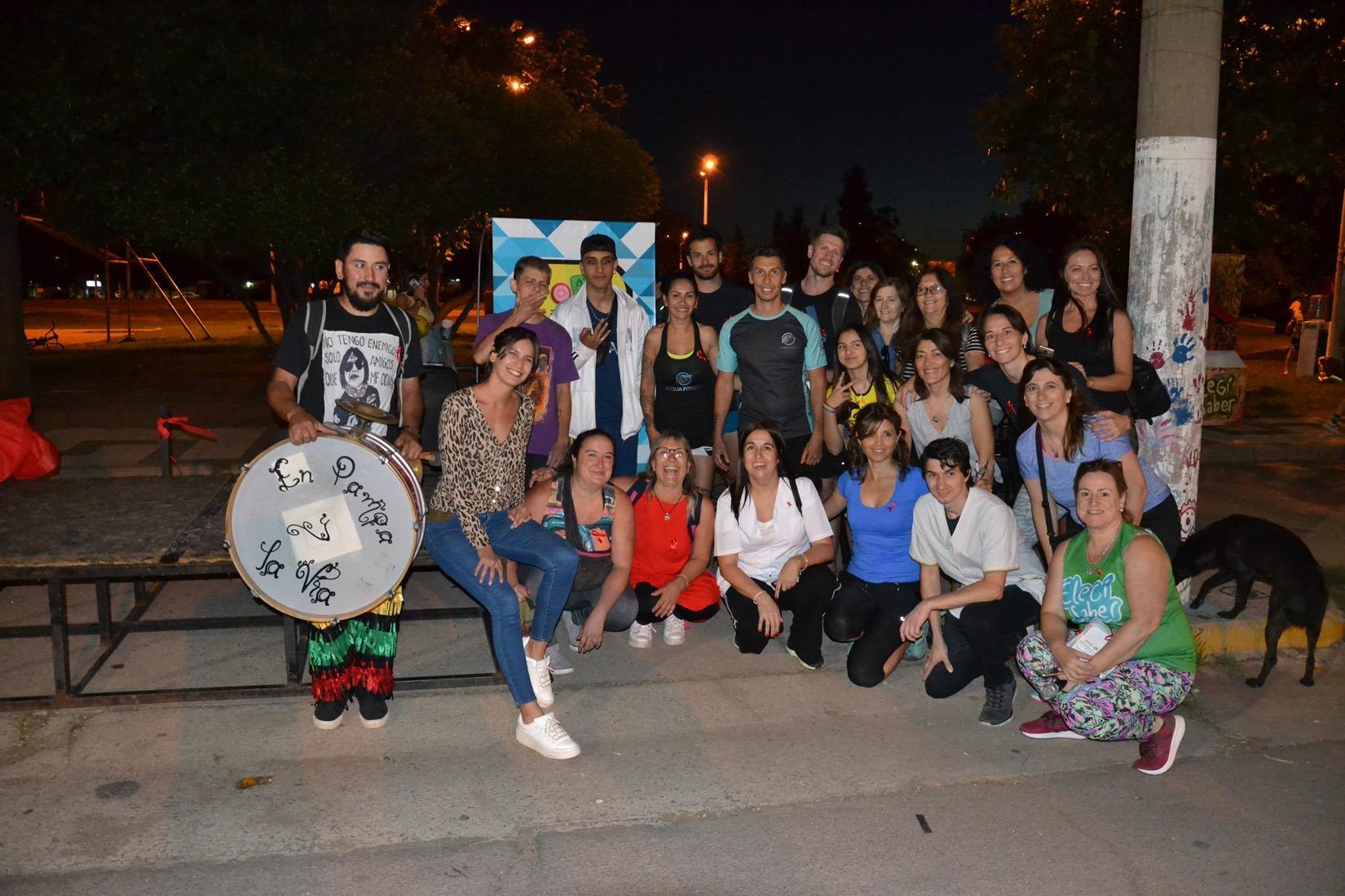 Actividades de la Universidad de La Pampa por el Día Internacional de Lucha contra el VIH