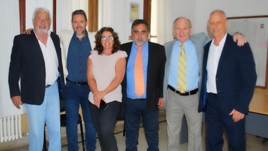 """Asumieron los nuevos directores del Hospital """"Lucio Molas"""" de Santa Rosa"""