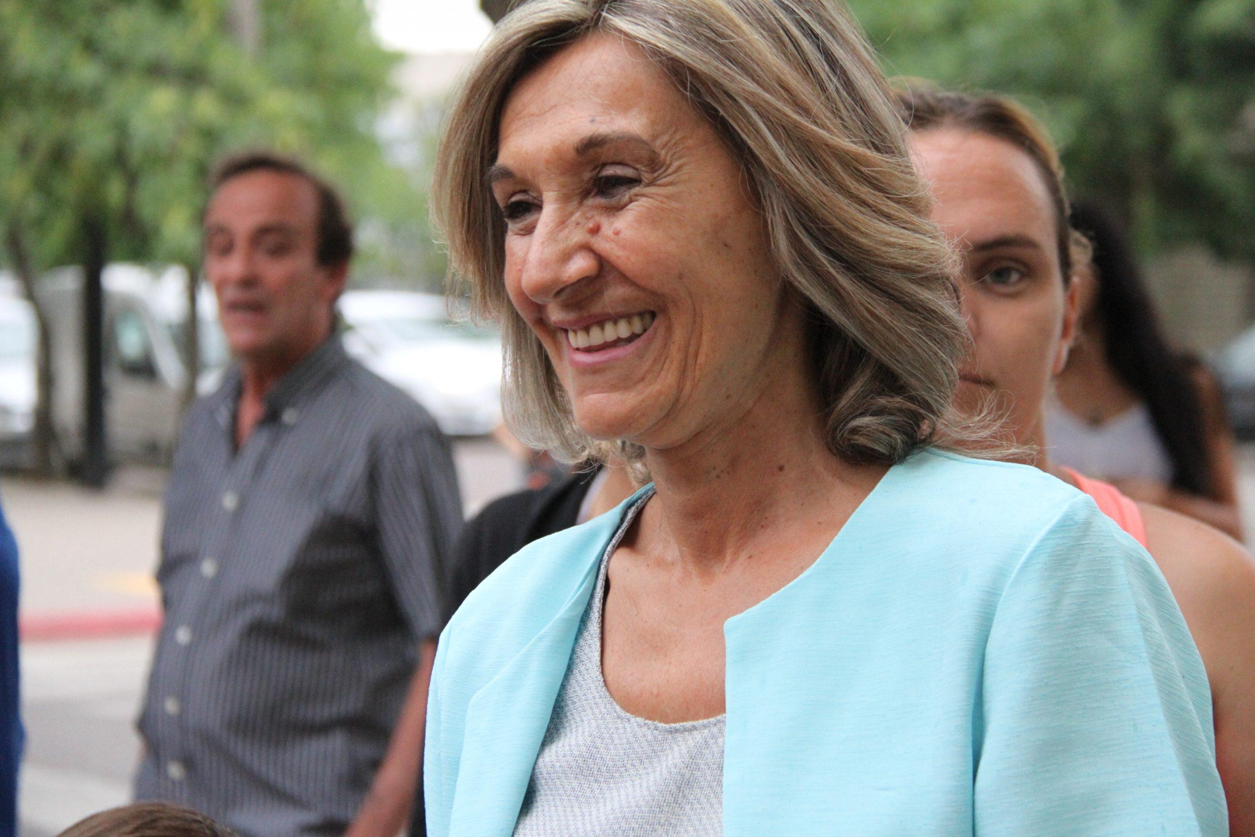 """""""Todos los pampeanos debemos acompañar esta cuarentena focalizada y flexibilizada que decidió el gobernador"""", afirmó Alicia Mayoral"""