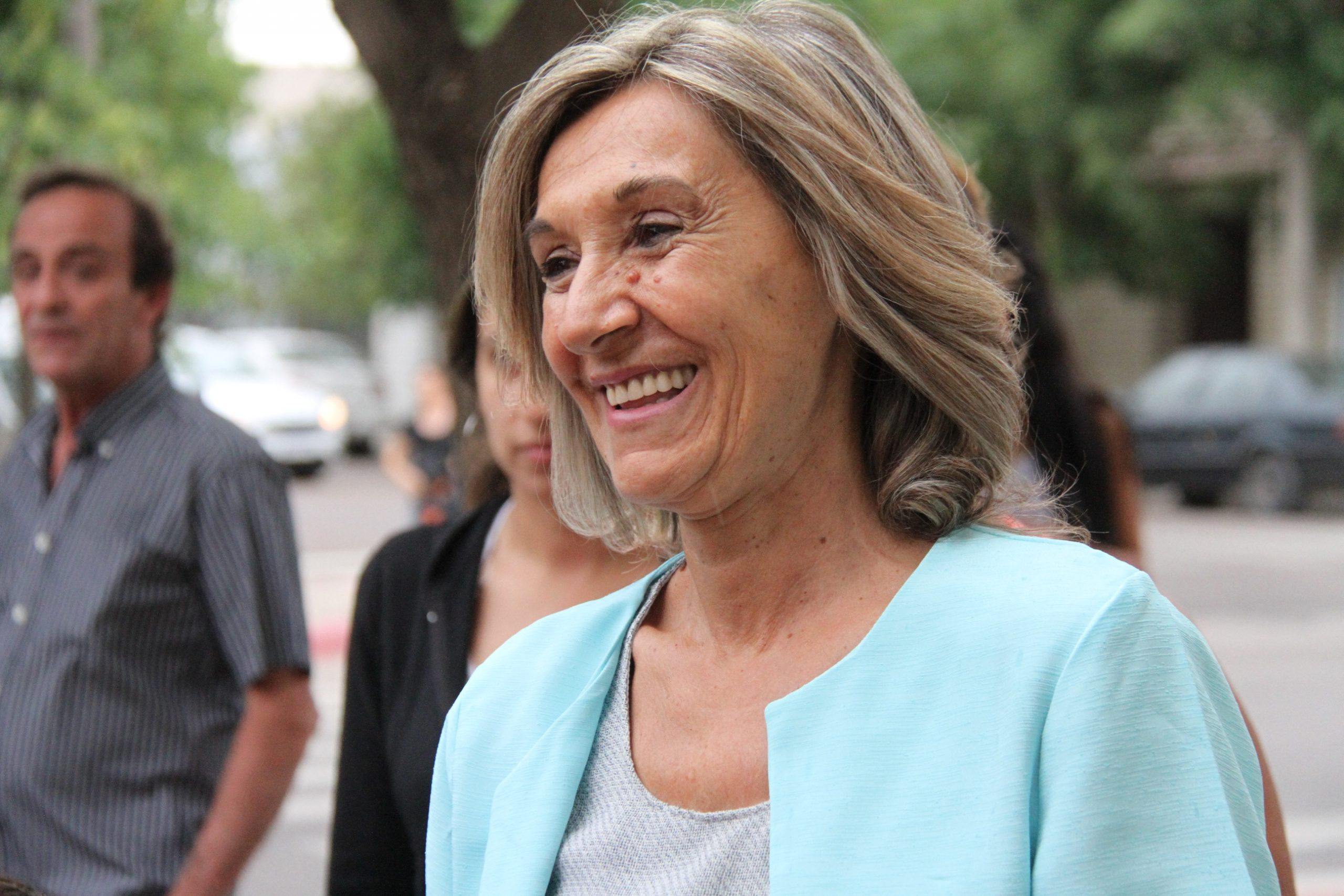 La diputada provincial, Alicia Mayoral hizo un informe anual de su labor legislativa