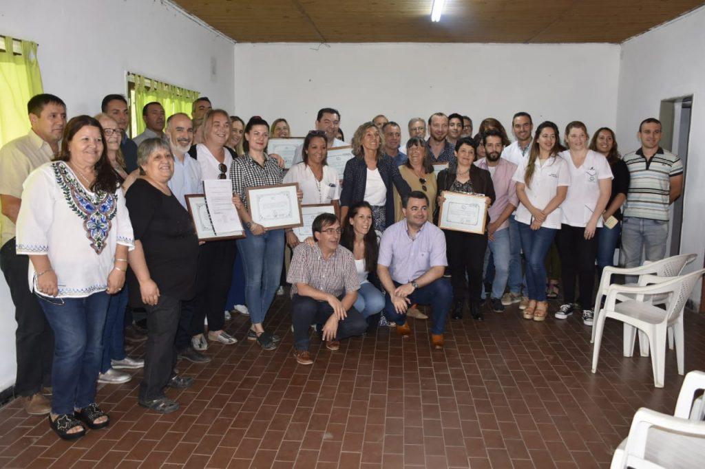 Alicia Mayoral entregó Diplomas de Interés Legislativo y Beneplácito a instituciones en General Pico