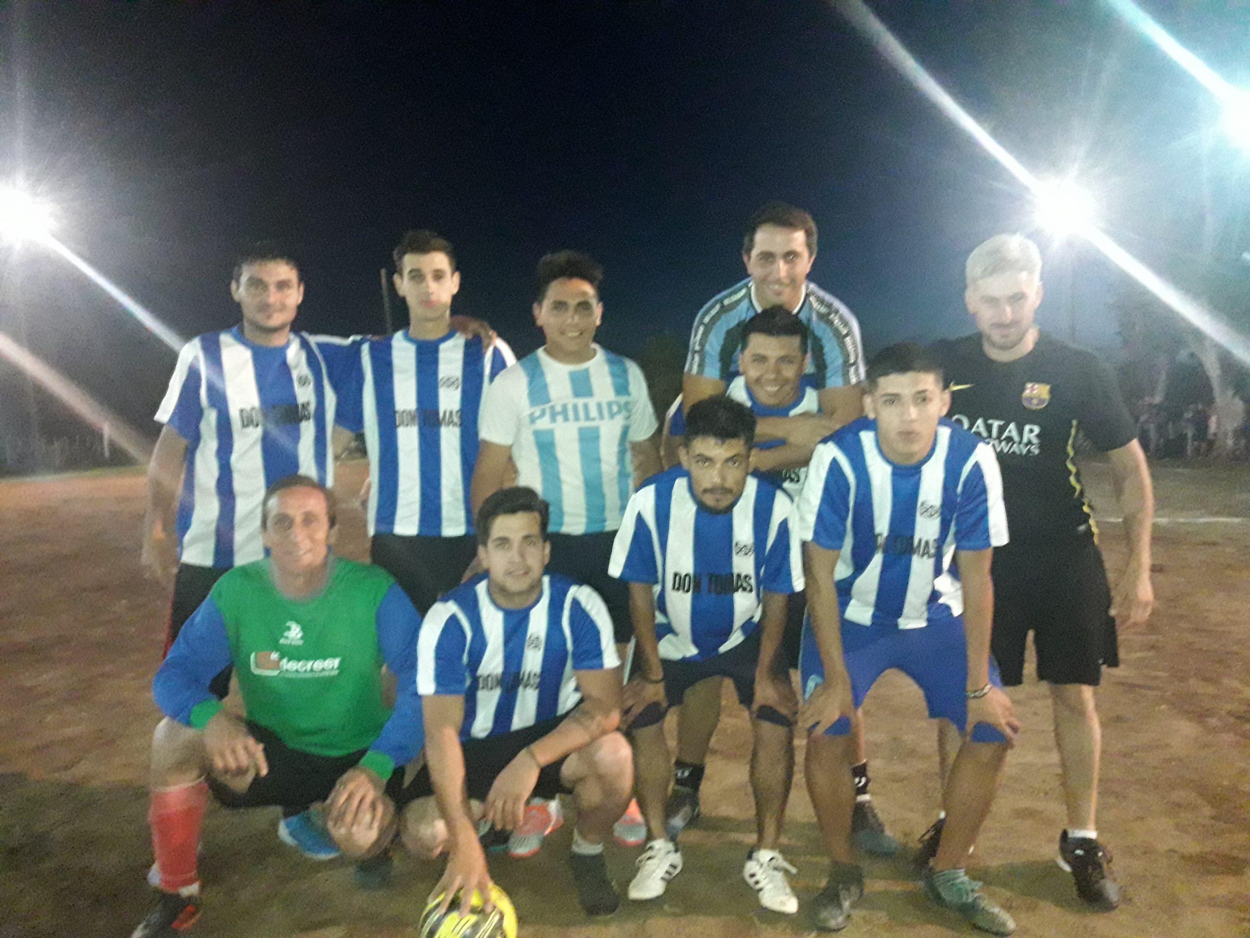 Se disputó la segunda fecha del Torneo de Futbol Nocturno de Hilario Lagos