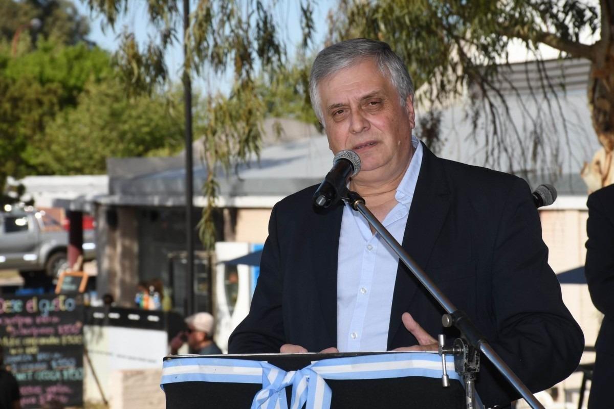 El ministro Moralejo aseguró que las retenciones al campo no aumentaron sino que se actualizaron