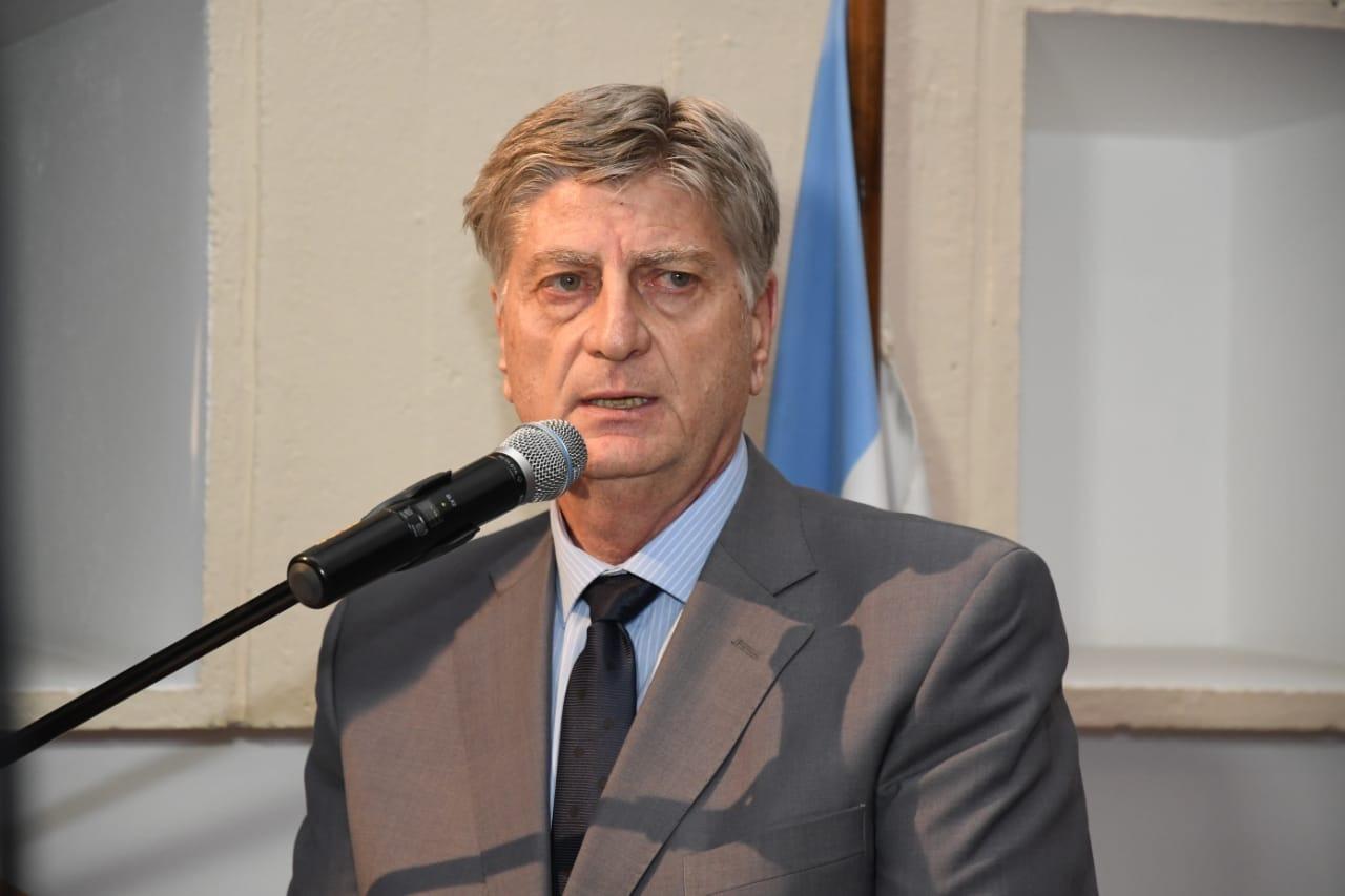"""Sergio Ziliotto y el discurso que dará en la apertura del período legislativo: """"Hay mucho que estamos poniendo en marcha"""""""